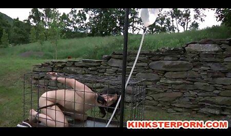 میا می شود بیدمشک فاک بر فیلم های سکسی دوربین مخفی روی نیمکت