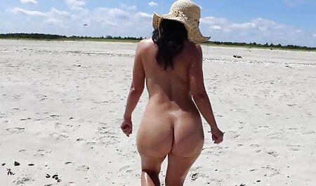 جسیکا جیمز Fucks در آلیسون تایلر با استفاده از عکسهای سکسی دوربین مخفی یک بند در